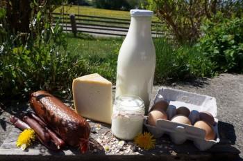 Lebensmittel vom Biohof Epp demeter
