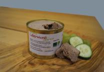 Bio Rinder Leberwurst, 200 g