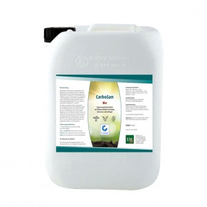 CarboSan Bio Ergänzungsfuttermittel 10l (MikrobenKonzentrat - 25ml/GV am Tag)