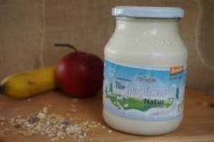 Naturjoghurt aus Demeter-Frischmilch, 500g