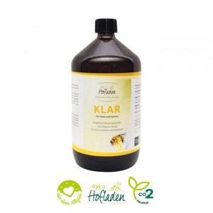EM-KLAR 1 Liter, in der Glasflasche