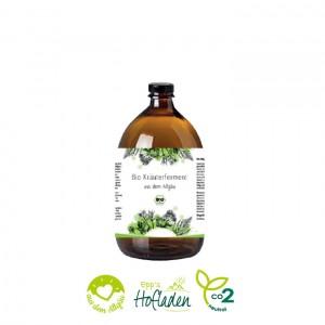 Bio Kräuterferment aus dem Allgäu 0.5 Liter