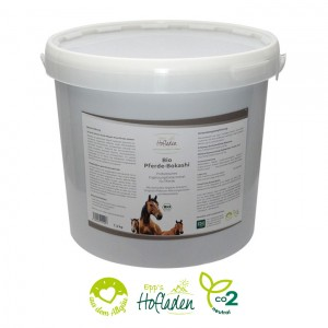 Bio Pferde-Bokashi 7,5 kg