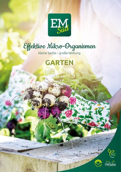 EM-Anwendung Garten