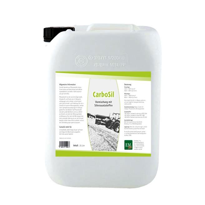 CarboSil 25l (MikrobenKonzentrat - 25l/100m³ Silage)