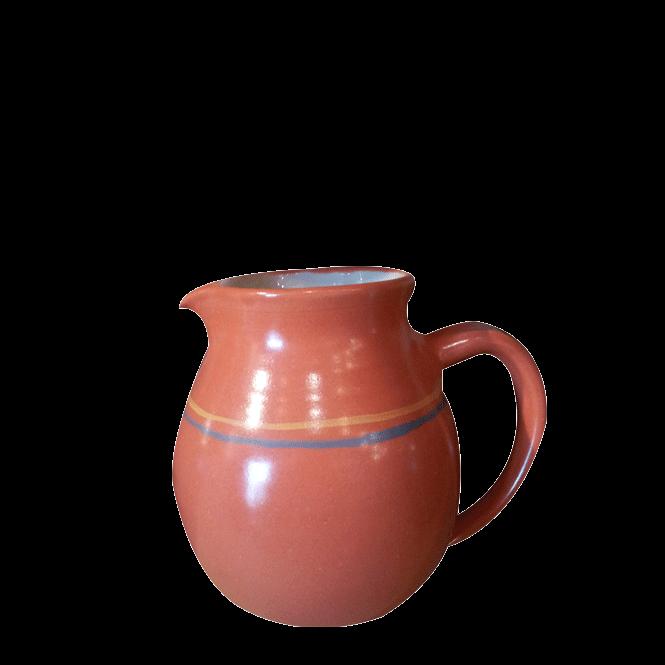 EM-Krug ca. 1,5 Liter, kugelig