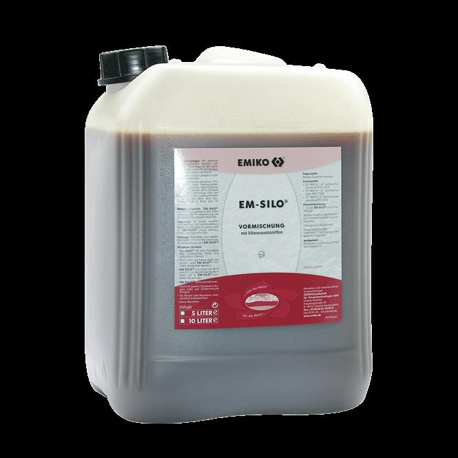 EM-Silo (zugelassen für den biologischen Landbau) 10 Liter
