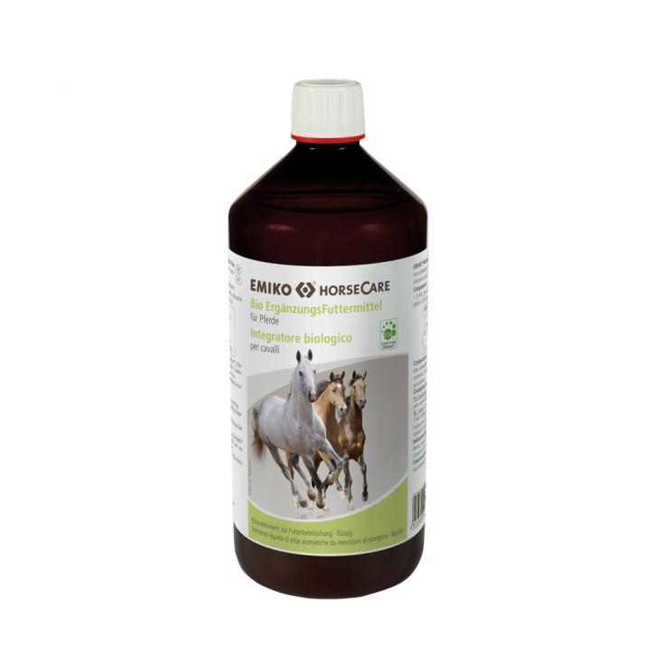 HorseCare Bio Ergänzungsfuttermittel flüssig 1 Liter