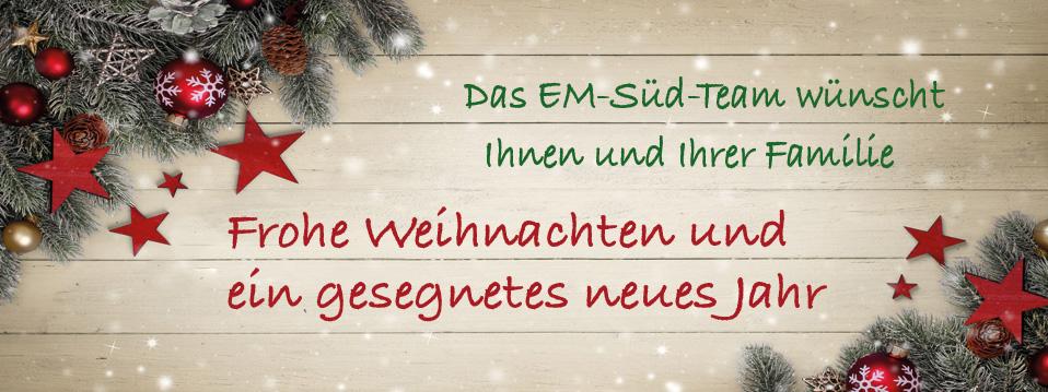 Entdecken Sie die EM-Süd-Weihnachtspakete