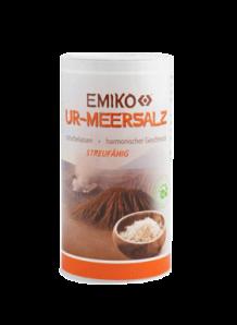 EMIKO Ur-Meersalz im Streuer, 200g